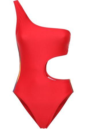 adidas Logo One Piece Swimsuit