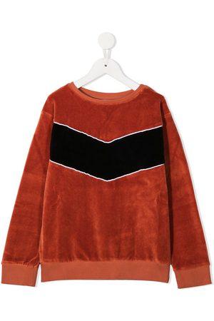 Wolf & Rita Velvet long-sleeved sweatshirt