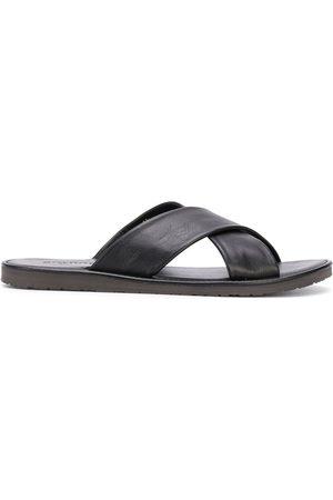 Scarosso Adriano crossover sandals