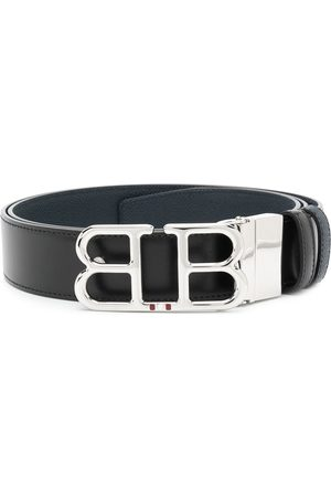 Bally Double buckle belt