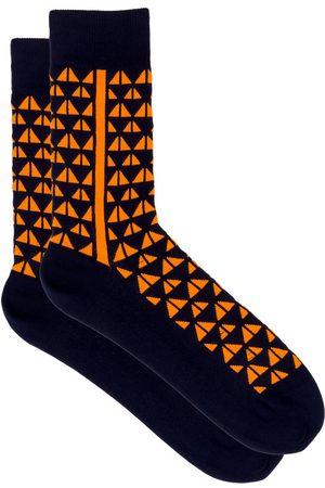 Saint Azul Heren Sokken - Heren sokken bora bora - oranje