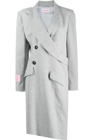 Natasha Zinko Wrap around midi coat