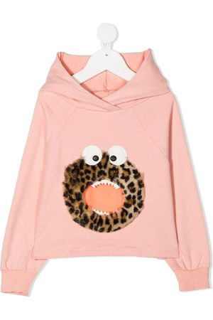 Wauw Capow by Bangbang Lucca Monster hoodie