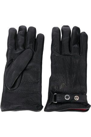Alexander McQueen Heren Handschoenen - Leather gloves