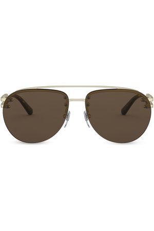 Bvlgari Aviator sunglasses