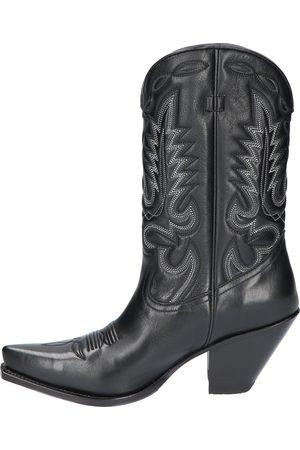 Sendra Gorca Flex Salvaje Negro Boots western-boots