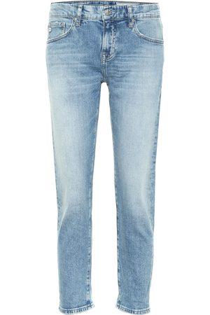 AG Jeans Dames Boyfriend - Ex-Boyfriend low-rise slim jeans