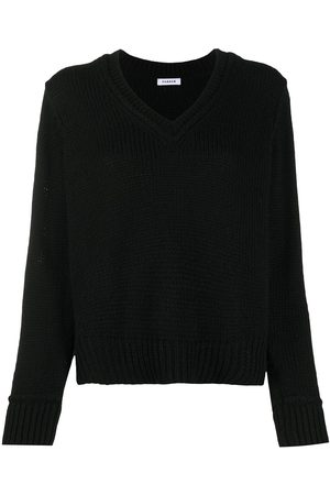 P.a.r.o.s.h. Long-sleeve fitted jumper