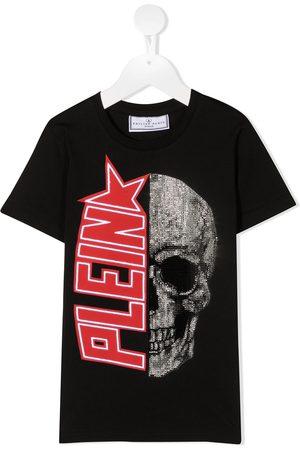 Philipp Plein Plein star print T-shirt