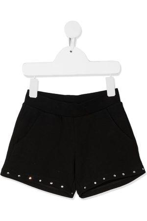 Philipp Plein Embellished track shorts