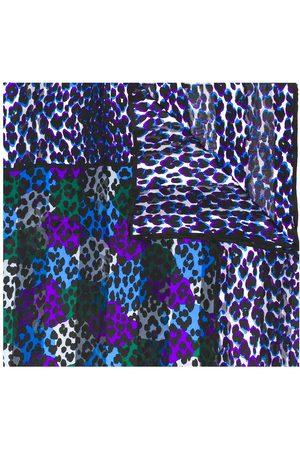 Yves Saint Laurent Animal print scarf