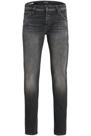 Jack & Jones Glenn Fox Agi 304 50sps Slim Fit Jeans Heren Zwart