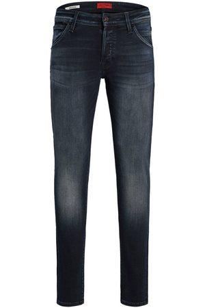Jack & Jones Glenn Fox Agi 104 50sps Slim Fit Jeans Heren Blauw