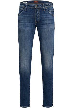 Jack & Jones Glenn Fox Agi 204 50sps Slim Fit Jeans Heren Blauw