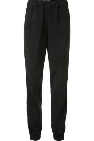 Kenzo Side-zip stripe trackpants