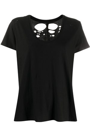 Unravel Project Distress T-shirt