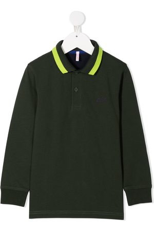 sun68 Long sleeve polo shirt