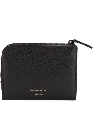 COMMON PROJECTS Heren Portemonnees - Logo zipped wallet