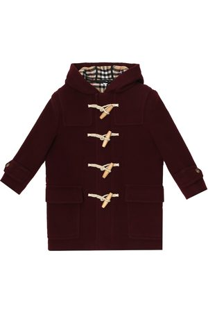 Burberry Virgin wool duffle coat