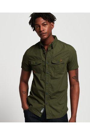 Superdry Rookie Parachute Lite overhemd met korte mouwen