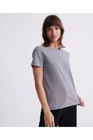 Superdry Orange Label Elite T-shirt van biologisch katoen met ronde hals