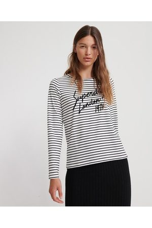 Superdry Adelina Graphic top