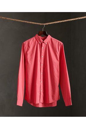 Superdry Classic Twill Lite overhemd met lange mouwen
