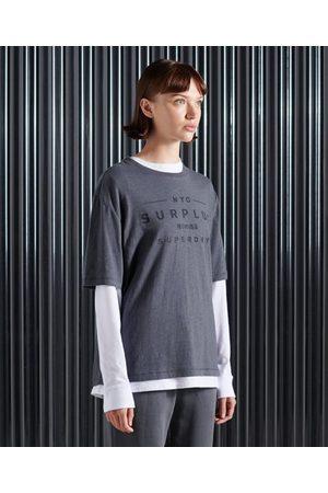 Superdry Surplus T-shirt met print
