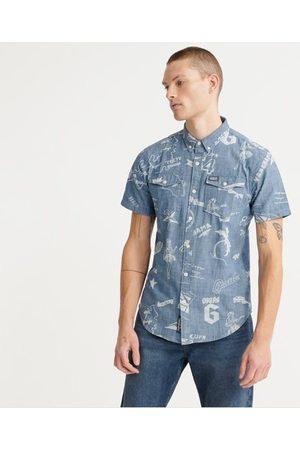 Superdry Loom Worker overhemd
