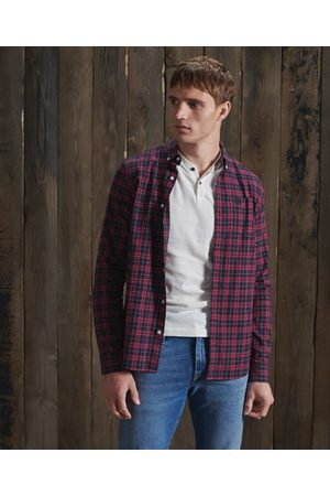 Superdry London klassiek buttondownoverhemd