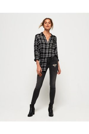 Superdry Dames Skinny - Cassie skinny jeans