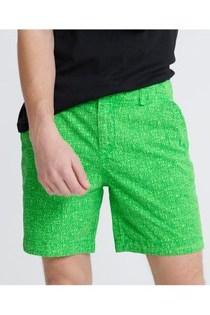 Superdry Heren Shorts - Nue Wave Wash short