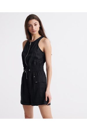 Superdry Dames Playsuits - Nevada Halter playsuit