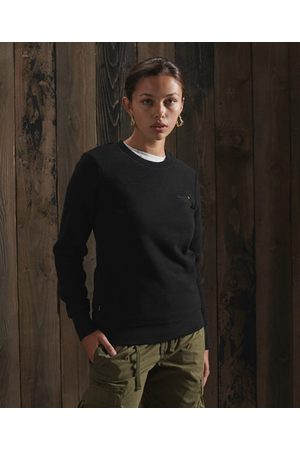 Superdry Dames Sweaters - Orange Label sweatshirt met ronde hals