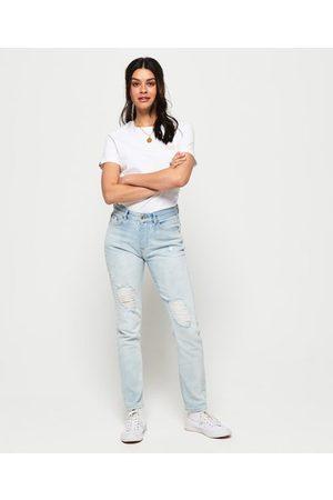 Superdry Dames Boyfriend - Harper Boyfriend jeans
