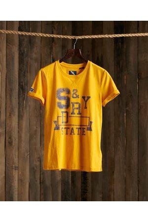 Superdry Klassiek Track & Field T-shirt