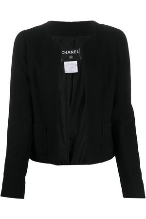 CHANEL Open-front jacket