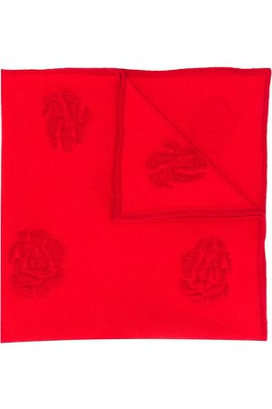 Barrie Roses scarf