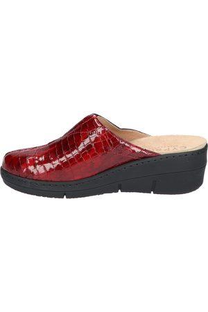 Cypres Dames Pantoffels - Lova Rosso Codar Pantoffels