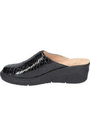 Cypres Dames Pantoffels - Lova 2040994 1013 Nero Codar Pantoffels