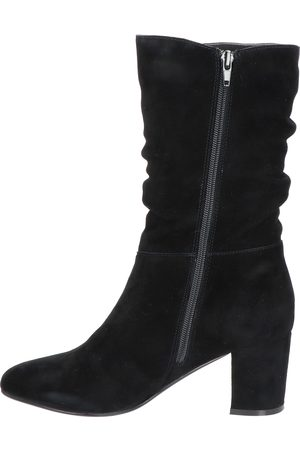 Di lauro Dames Laarzen - Lora Black Boots