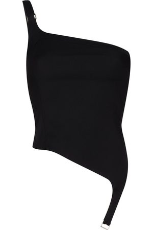 COPERNI Dames Tanktops - One-shoulder asymmetric top