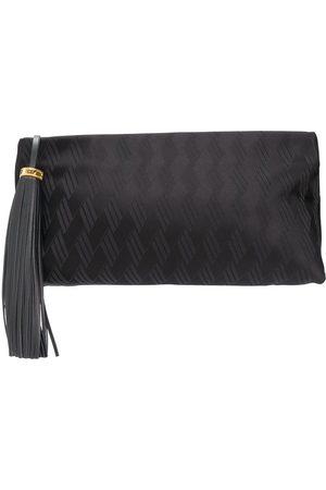 The Attico Tassel detail clutch bag