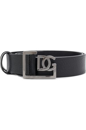 Dolce & Gabbana Logo-buckle belt