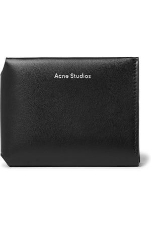 Acne Studios Leather Trifold Wallet