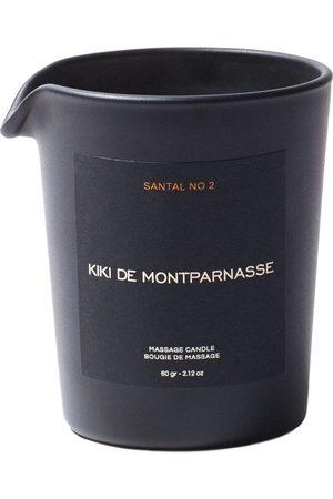 Kiki de Montparnasse Small massage oil candle Santal No. 2