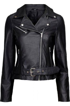 Butterfly Copenhagen Leather jacket 11030 Black