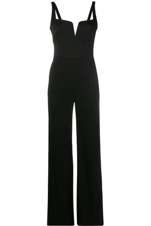 GALVAN Eclipse flared jumpsuit
