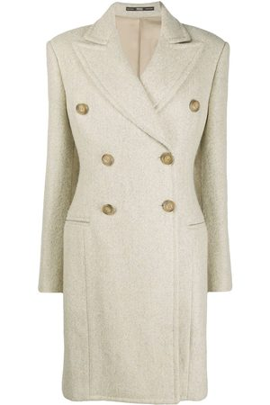 Gianfranco Ferré 1990s double-breasted coat