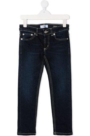 Dondup Mid-rise slim jeans